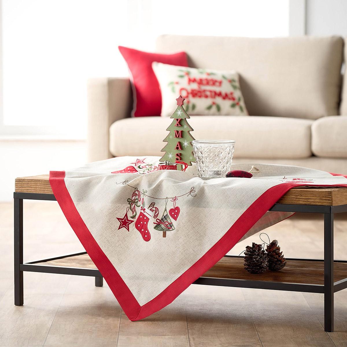 Χριστουγεννιάτικο Καρέ Gofis Home 106