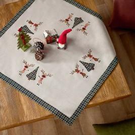 Χριστουγεννιάτικο Καρέ Gofis Home 273