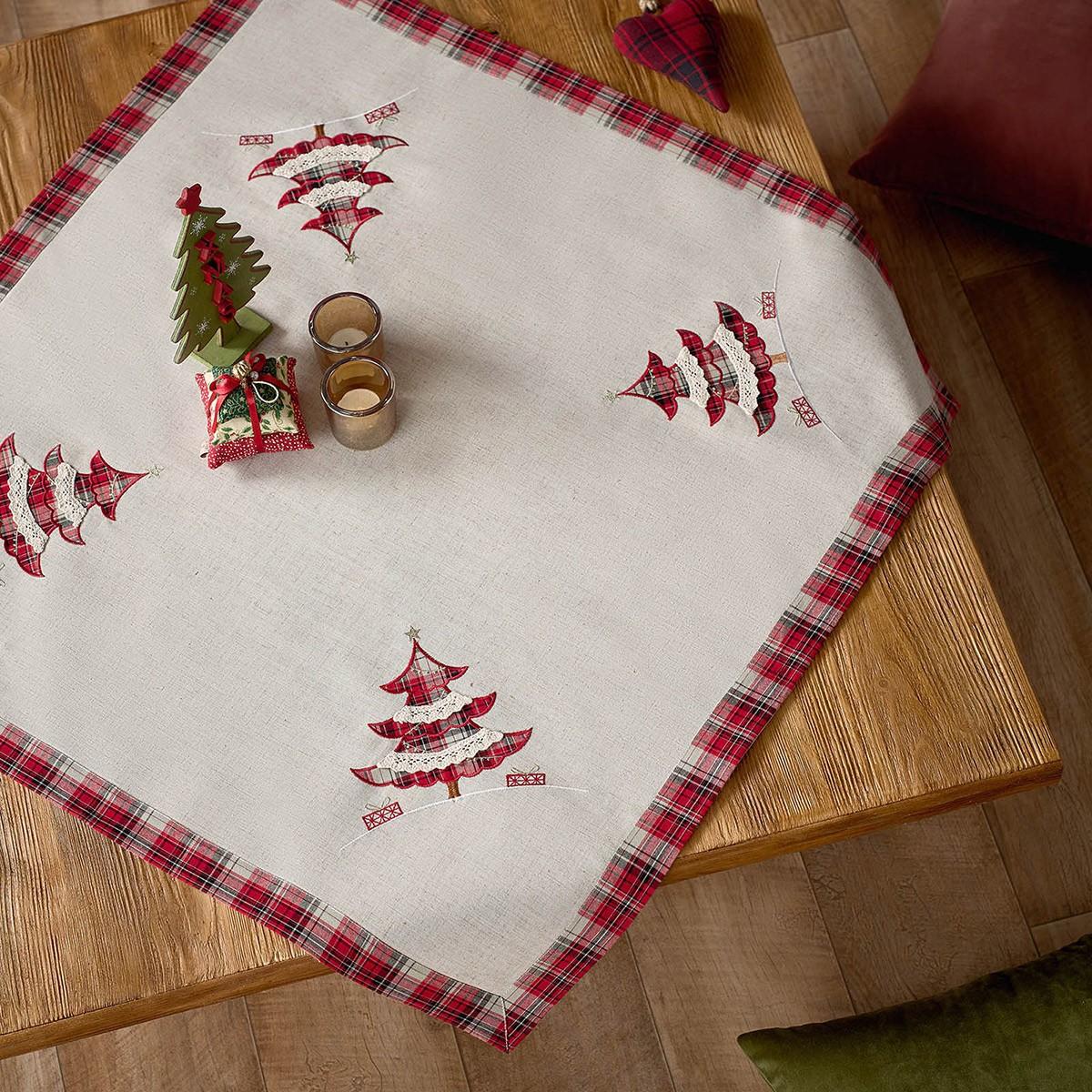 Χριστουγεννιάτικο Καρέ Gofis Home 686