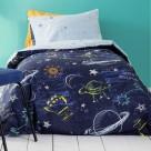 Παπλωματοθήκη Μονή (Σετ) Nima Kids Space 77024
