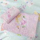 Παιδικές Πετσέτες (Σετ 2τμχ) Nima Kids Castle Fairy 77058