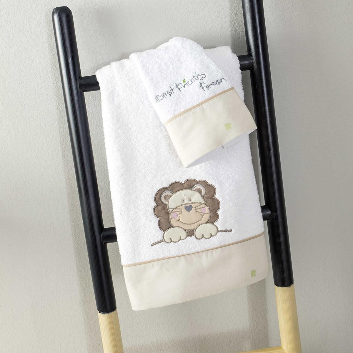 Βρεφικές Πετσέτες (Σετ 2τμχ) Nima Baby Boble
