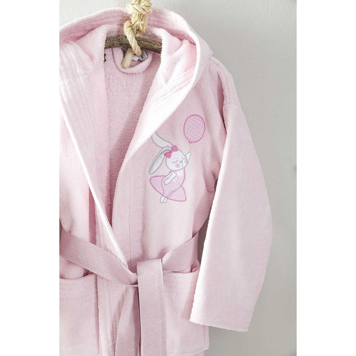 Βρεφικό Μπουρνούζι Nima Baby Sugar Bunny 77116