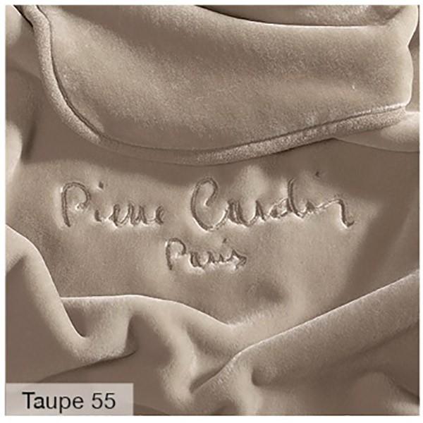 Κουβέρτα Βελουτέ Μονή Pierre Cardin Nancy 545/55