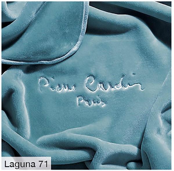 Κουβέρτα Βελουτέ Μονή Pierre Cardin Nancy 545/71 77223
