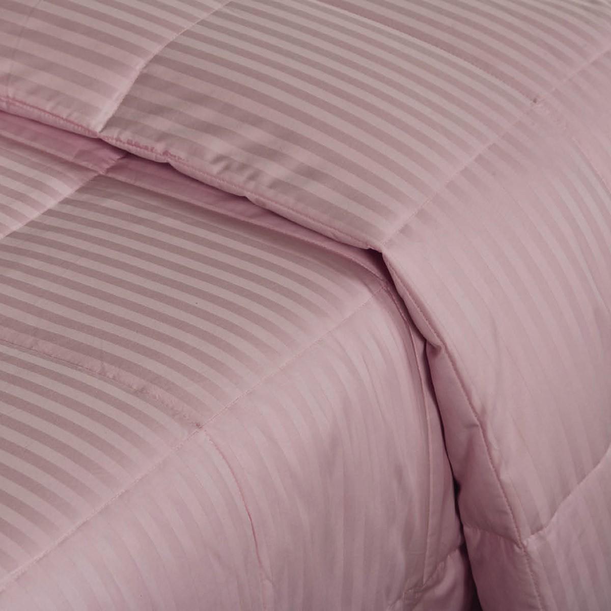 Πάπλωμα Υπέρδιπλο White Egg Dolce Vita Γ Pink
