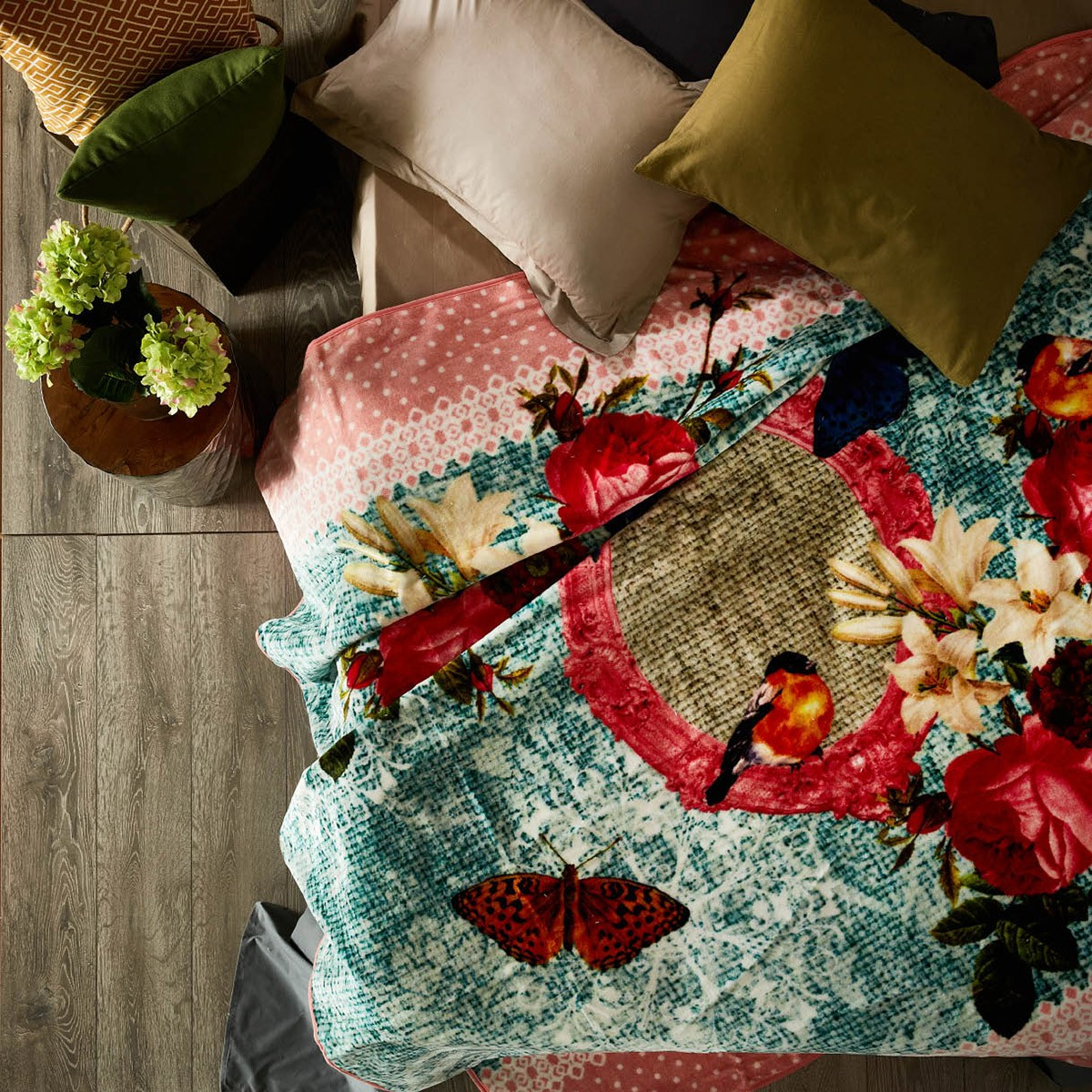 Κουβέρτα Βελουτέ Υπέρδιπλη White Egg 3D KB2 home   κρεβατοκάμαρα   κουβέρτες   κουβέρτες βελουτέ υπέρδιπλες