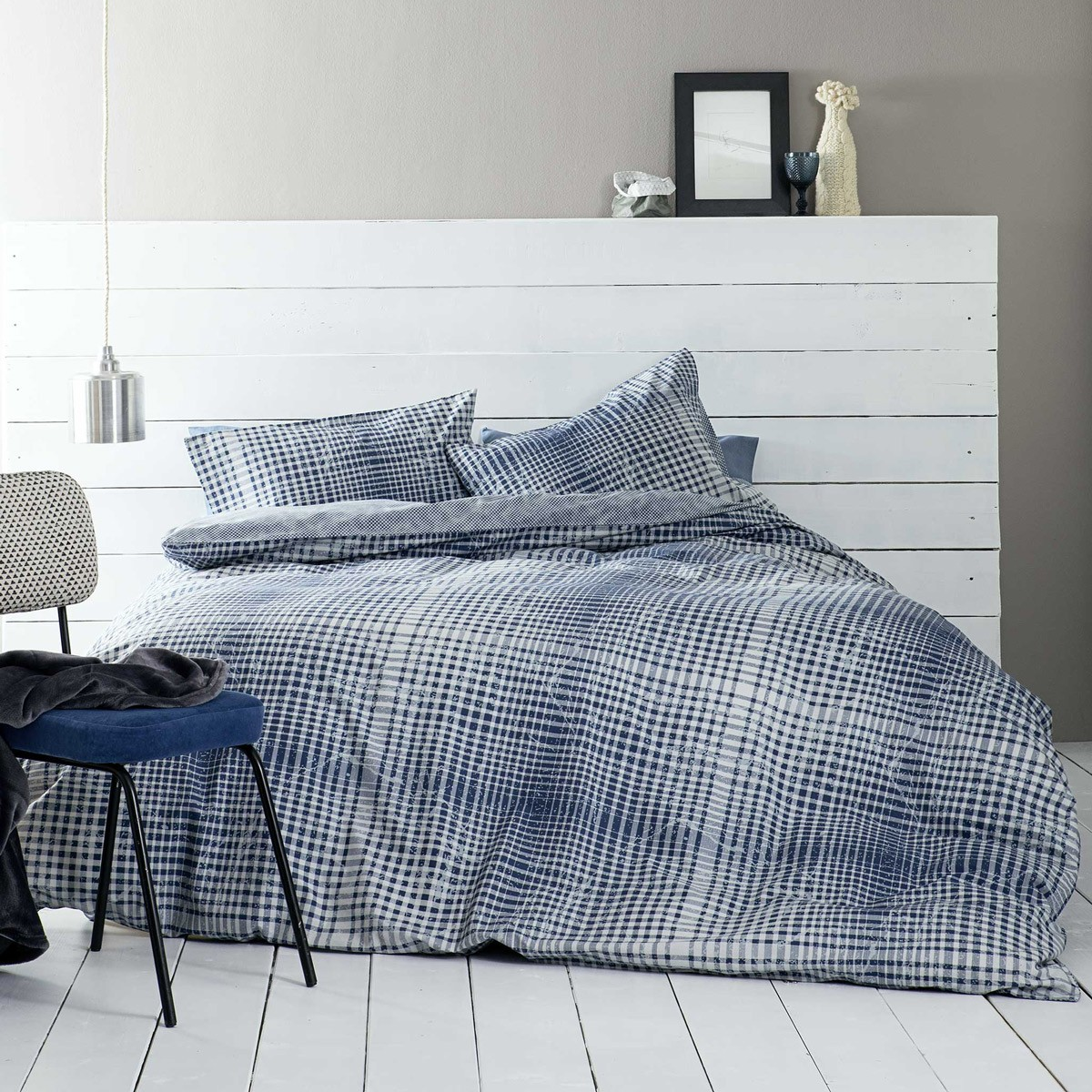 Πάπλωμα Μονό Nima Bed Linen Ricardi Blue