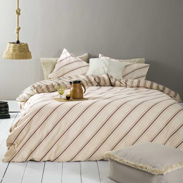 Φανελένια Σεντόνια Υπέρδιπλα (Σετ) Nima Bed Linen Bellini