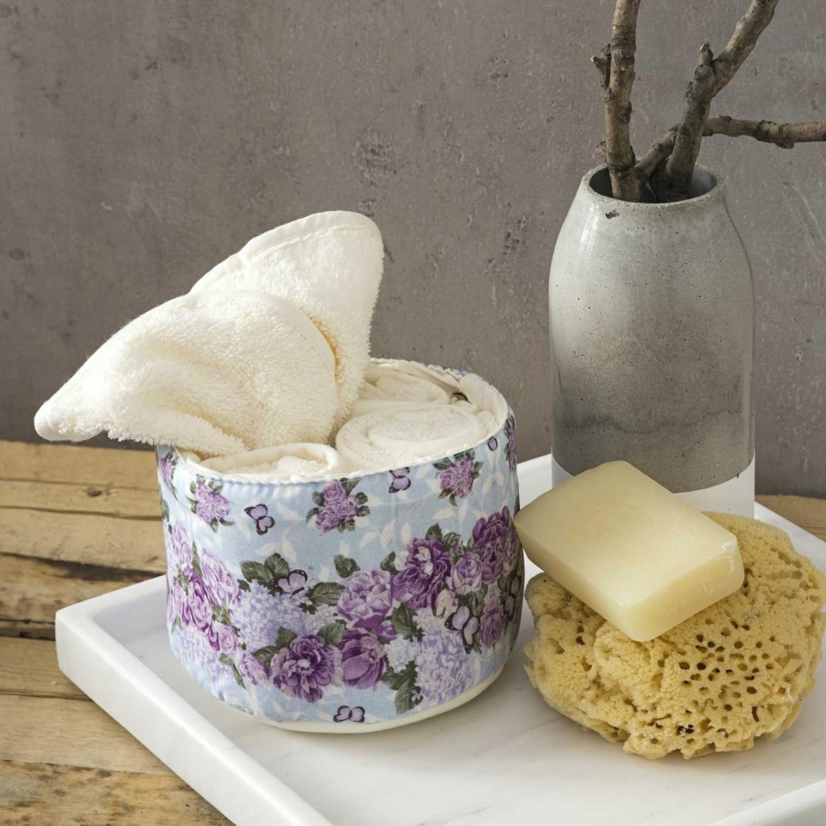 Πετσέτες Δώρου (Σετ 4τμχ) Nima Towels Antoinette