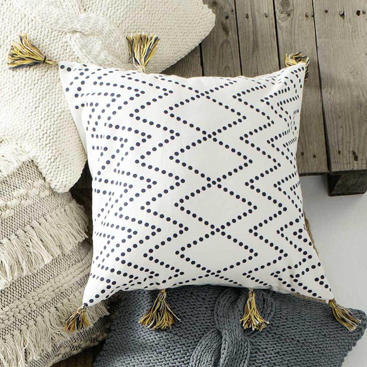 Διακοσμητική Μαξιλαροθήκη Nima Cushions Calista