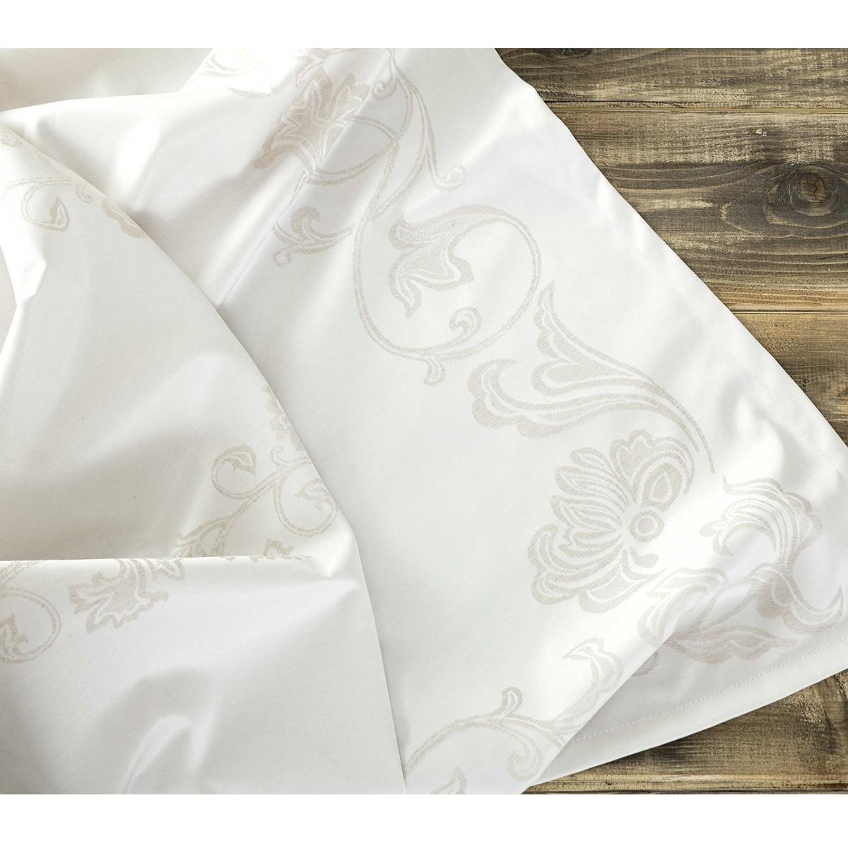 Σουπλά (Σετ 2τμχ) Nima Table Linen Elodie Ivory
