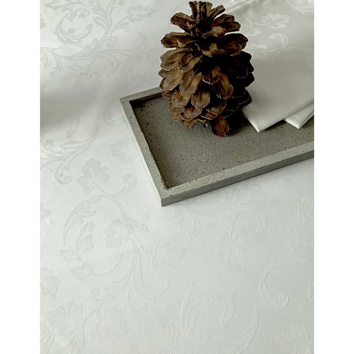 Πετσέτες Φαγητού (Σετ 4τμχ) Nima Table Linen Goia Off White