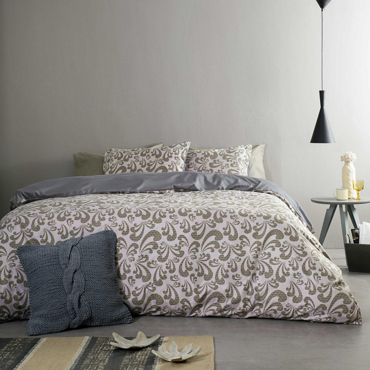 Παπλωματοθήκη Μονή (Σετ) Nima Bed Linen Soreno