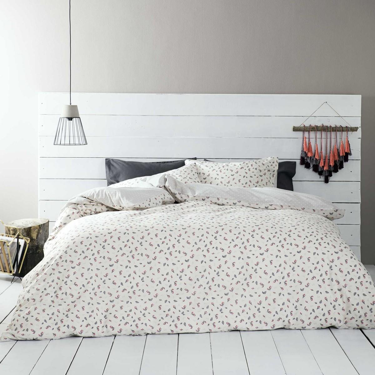 Παπλωματοθήκη Υπέρδιπλη (Σετ) Nima Bed Linen Laura