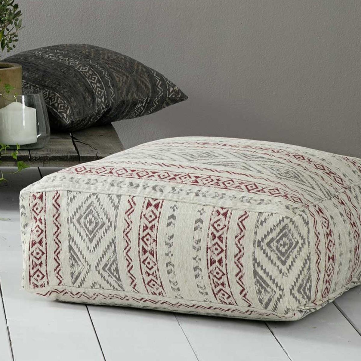 Μαξιλάρα Δαπέδου Nima Floor Pillows Maya Ivory