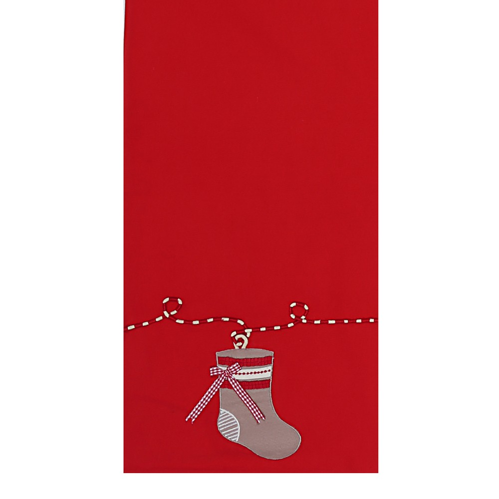 Χριστουγεννιάτικη Τραβέρσα Nef-Nef Boot home   χριστουγεννιάτικα   χριστουγεννιάτικες τραβέρσες