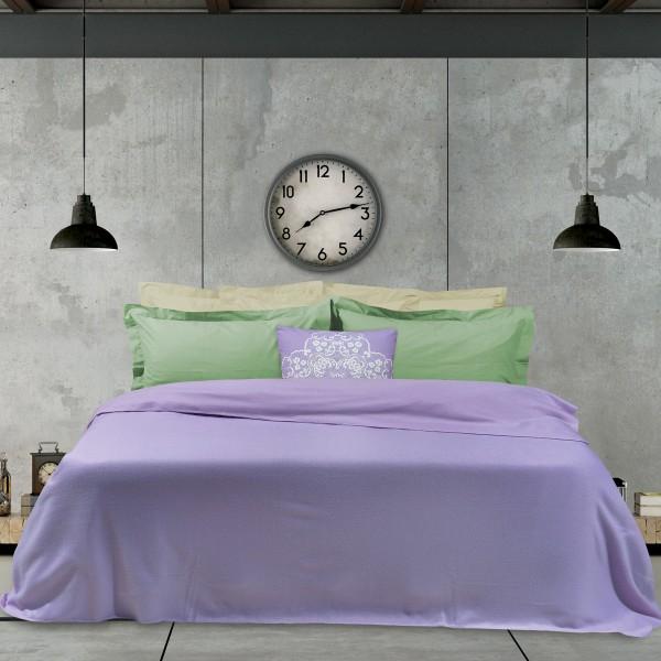 Κουβέρτα Fleece Υπέρδιπλη Das Home Blanket Line Polar 366