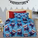 Κουβέρτα Fleece Μονή Das Home Kid Blanket 414 78352