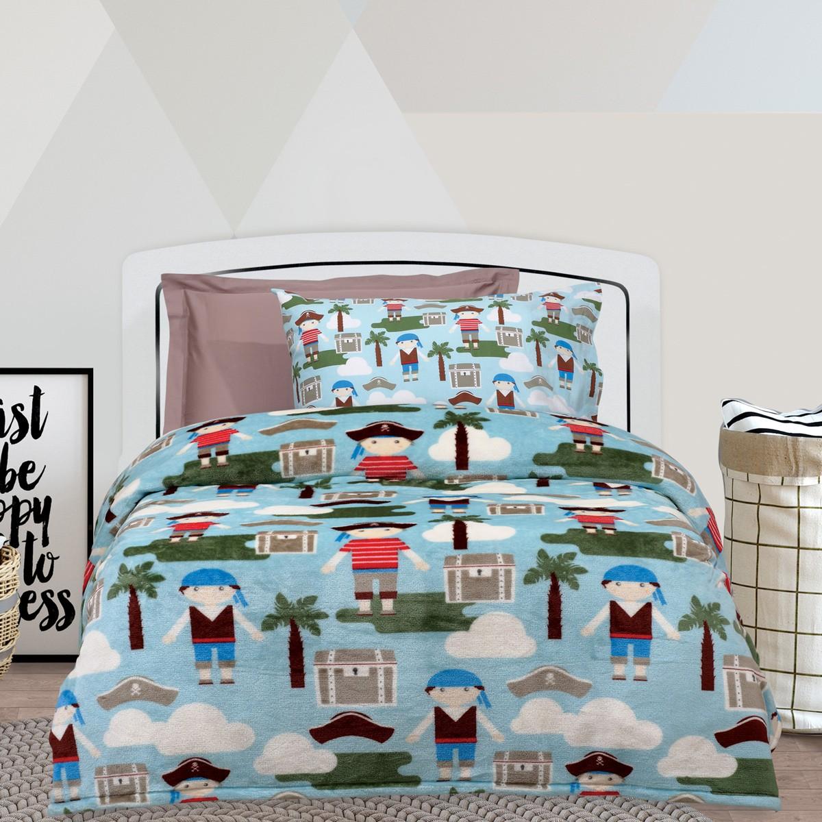 Κουβέρτα Fleece Μονή Das Home Kid Blanket 418