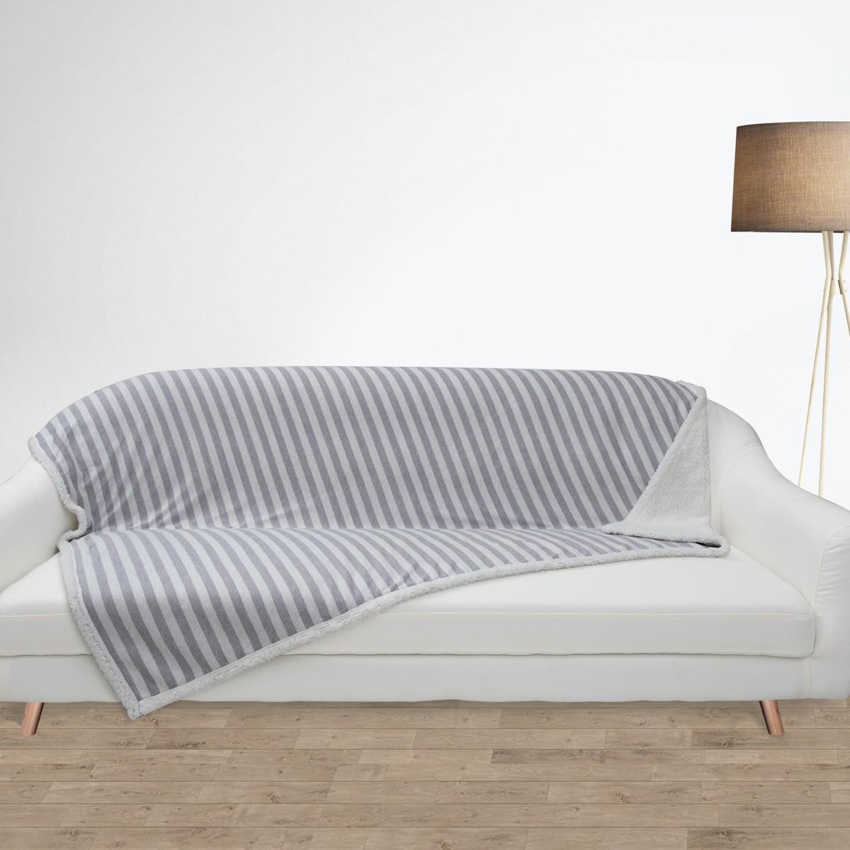 Κουβέρτα Καναπέ Das Home Blanket Line Fleece Sofa 409