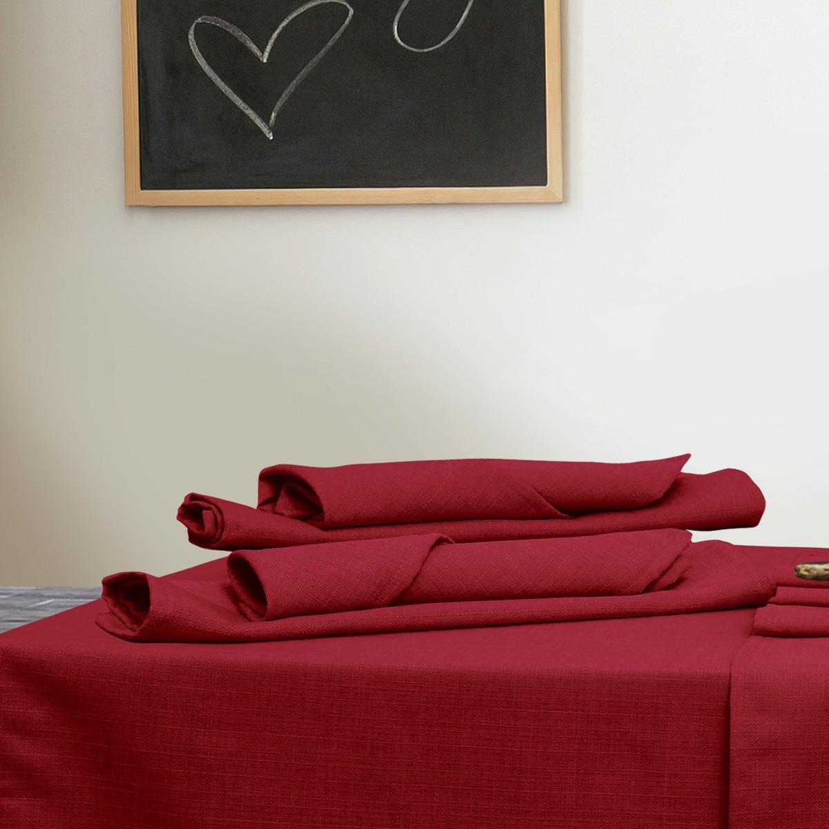 Πετσέτες Φαγητού (Σετ 4τμχ) Das Home Kitchen Line 545