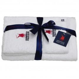 Πετσέτες Μπάνιου (Σετ 3τμχ) Polo Club Essential 2500 065d765321d
