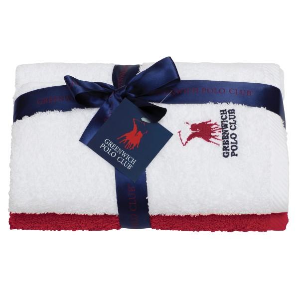Πετσέτες Προσώπου (Σετ 2τμχ) Polo Club Essential 2506