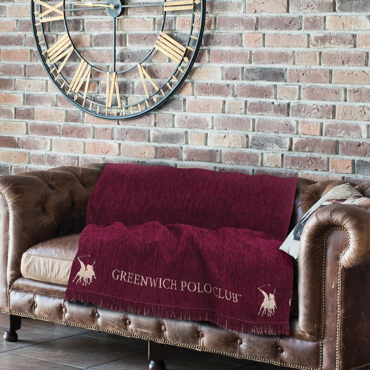 Ριχτάρι Τριθέσιου (180×300) Polo Club Premium 2709