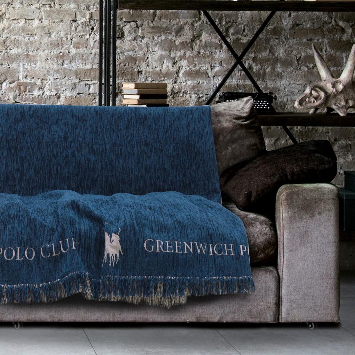 Ριχτάρι Τριθέσιου (180×300) Polo Club Premium 2711