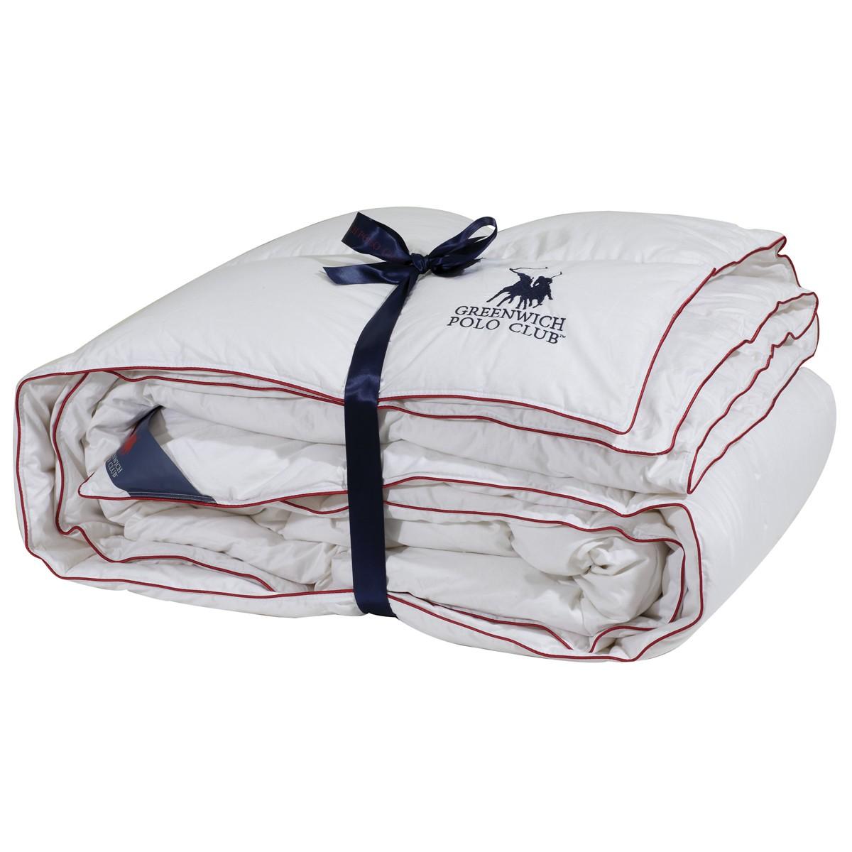 Πάπλωμα Πουπουλένιο Υπέρδιπλο Polo Club Premium Duvet 2302