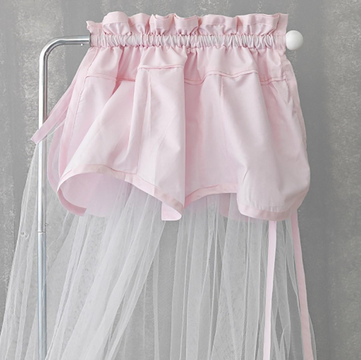 Κουνουπιέρα Palamaiki Happy Baby Pink