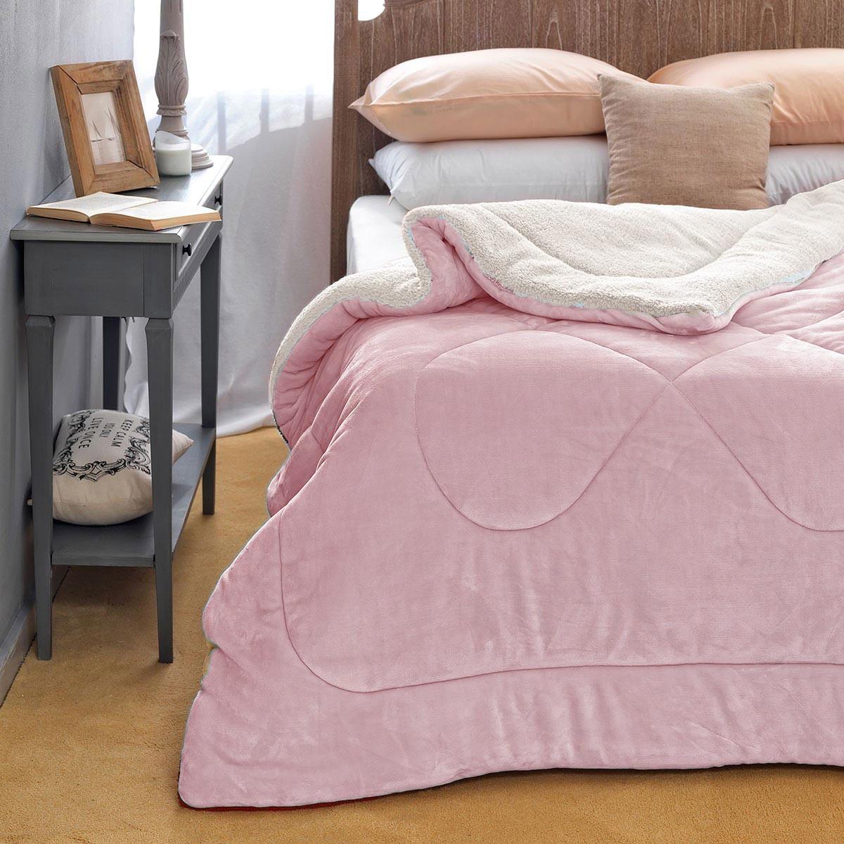 Κουβερτοπάπλωμα Υπέρδιπλο Palamaiki Sloop Pink home   κρεβατοκάμαρα   παπλώματα   κουβερτοπαπλώματα