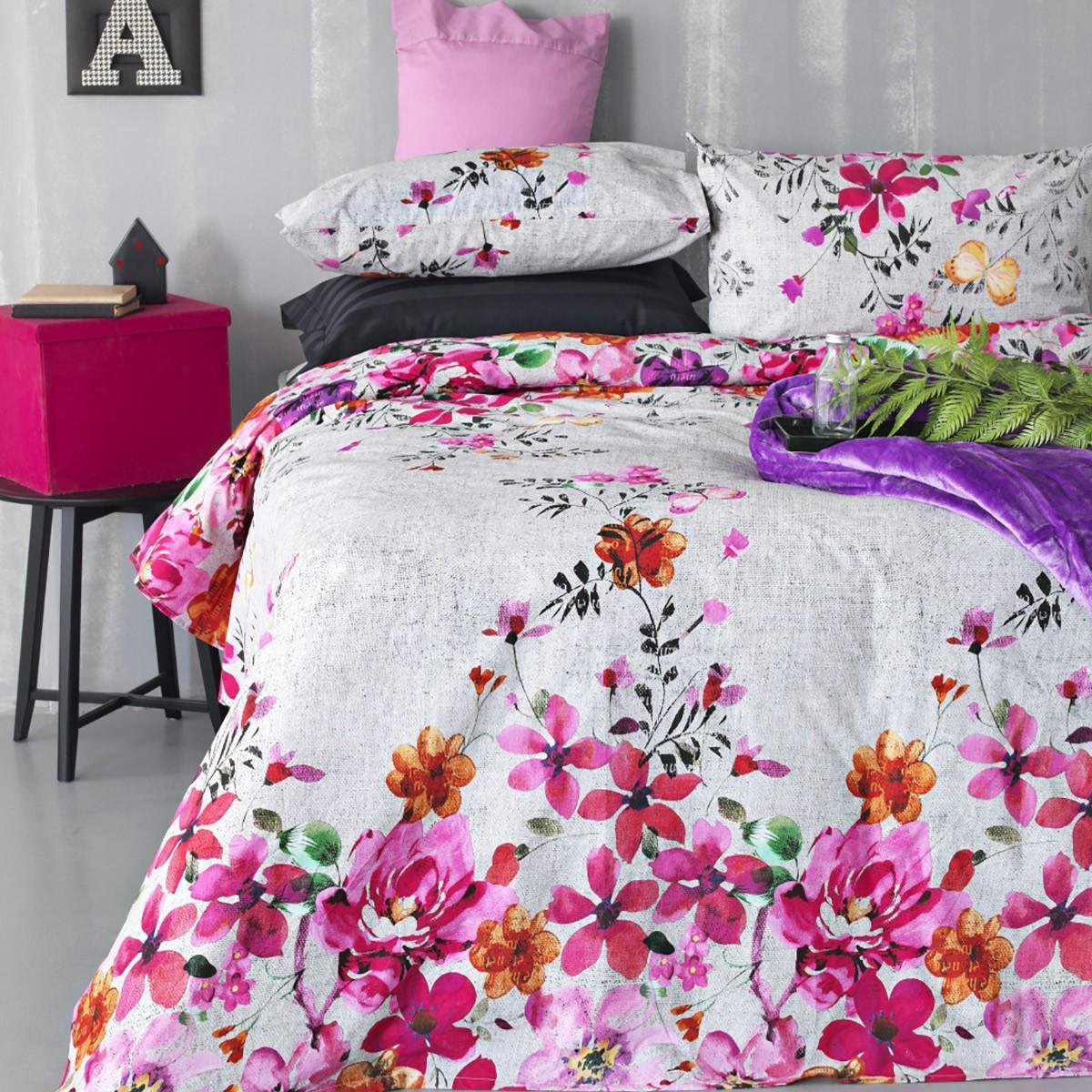 Παπλωματοθήκη Υπέρδιπλη (Σετ) Palamaiki Fashion 6031
