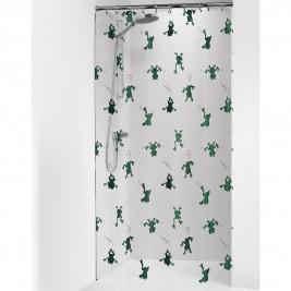 Κουρτίνα Μπάνιου Πλαστική (180x200) SealSkin Freddy