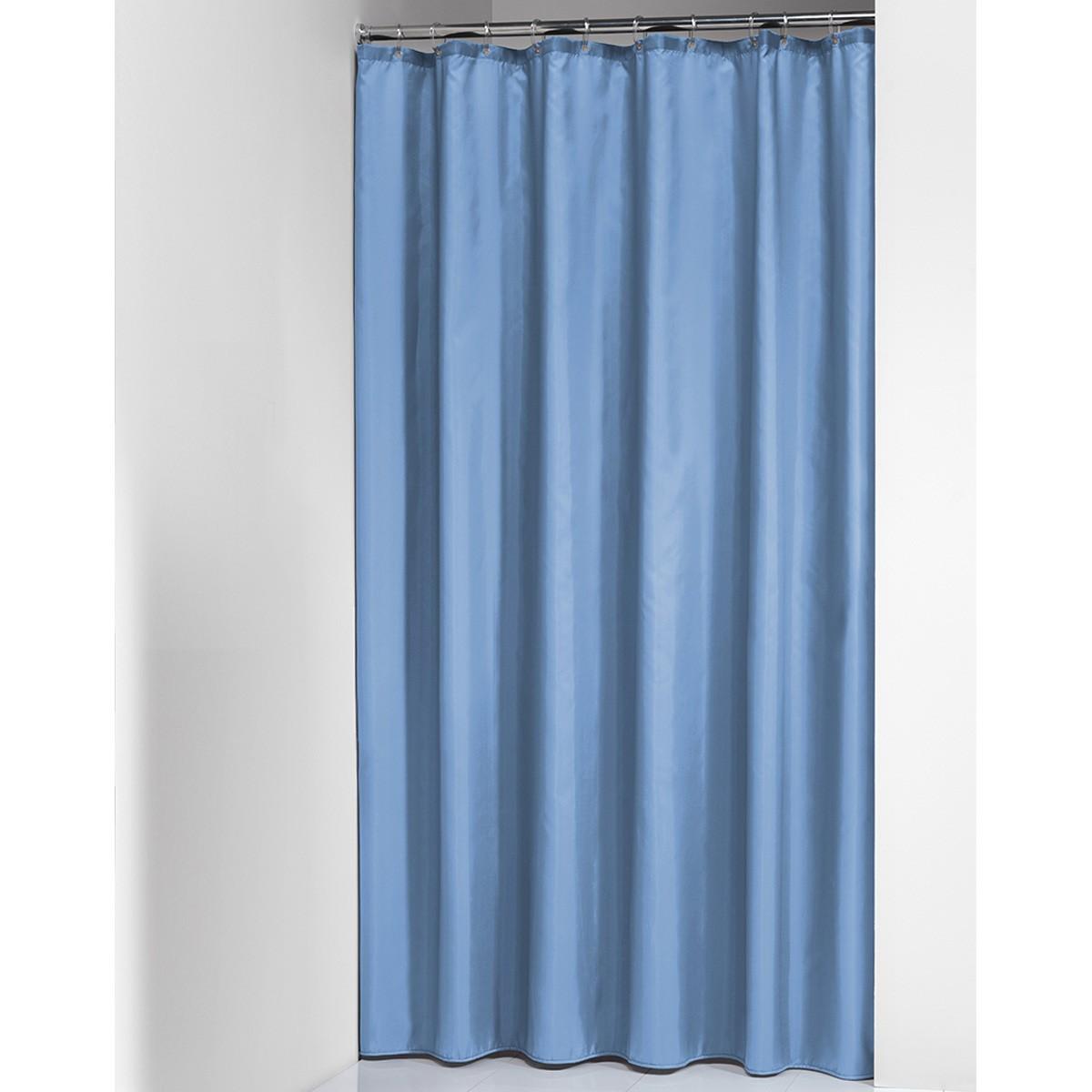 Κουρτίνα Μπάνιου Πλαστική (240x180) SealSkin Granada Blue