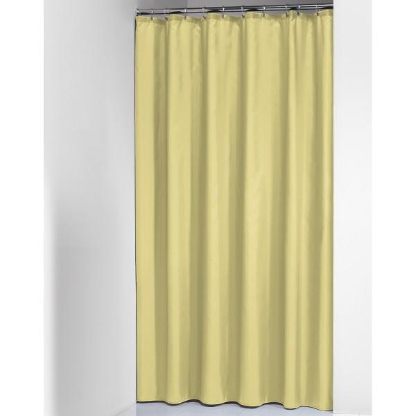 Κουρτίνα Μπάνιου Πλαστική (180x200) SealSkin Granada Yellow