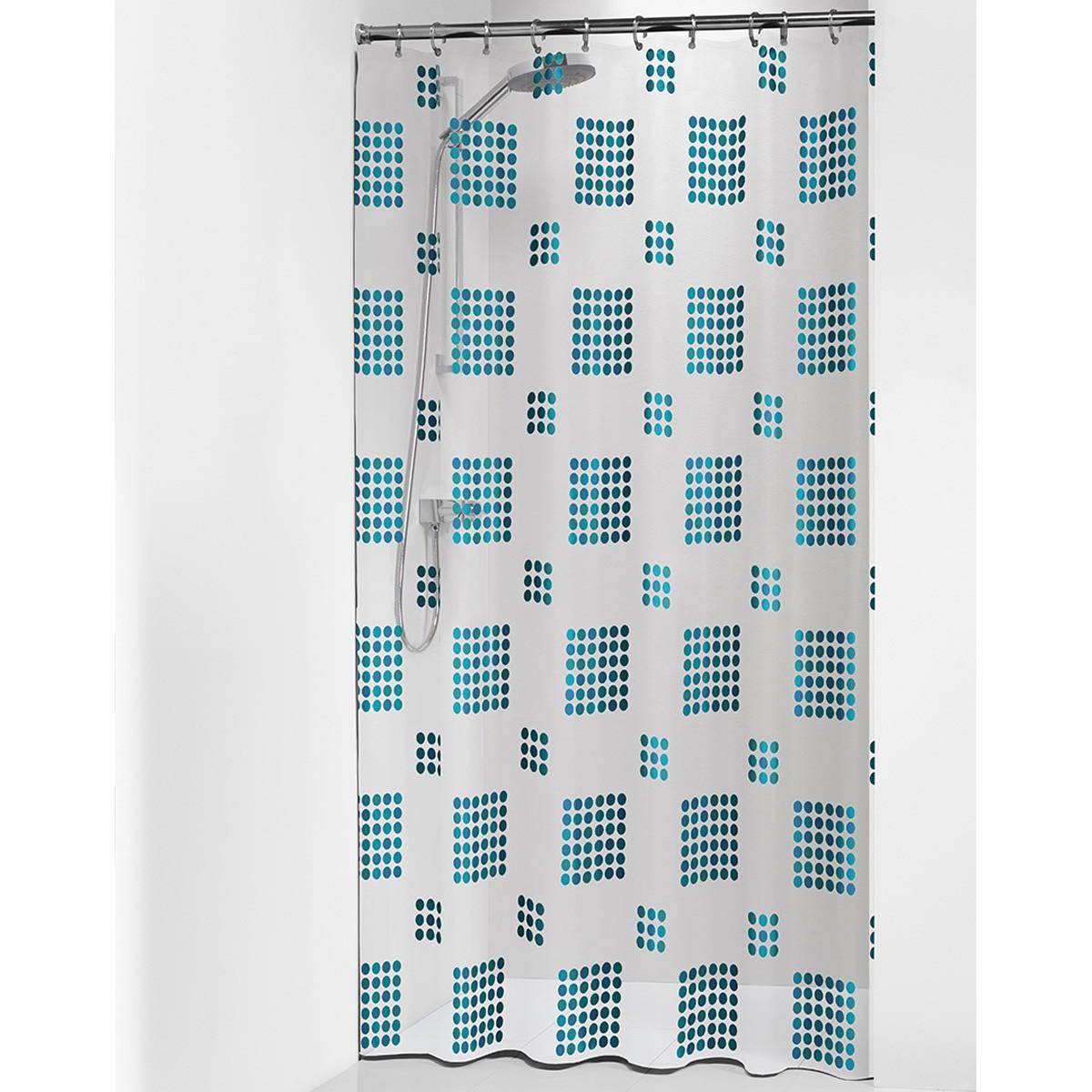 Κουρτίνα Μπάνιου Πλαστική (180×200) SealSkin Happy
