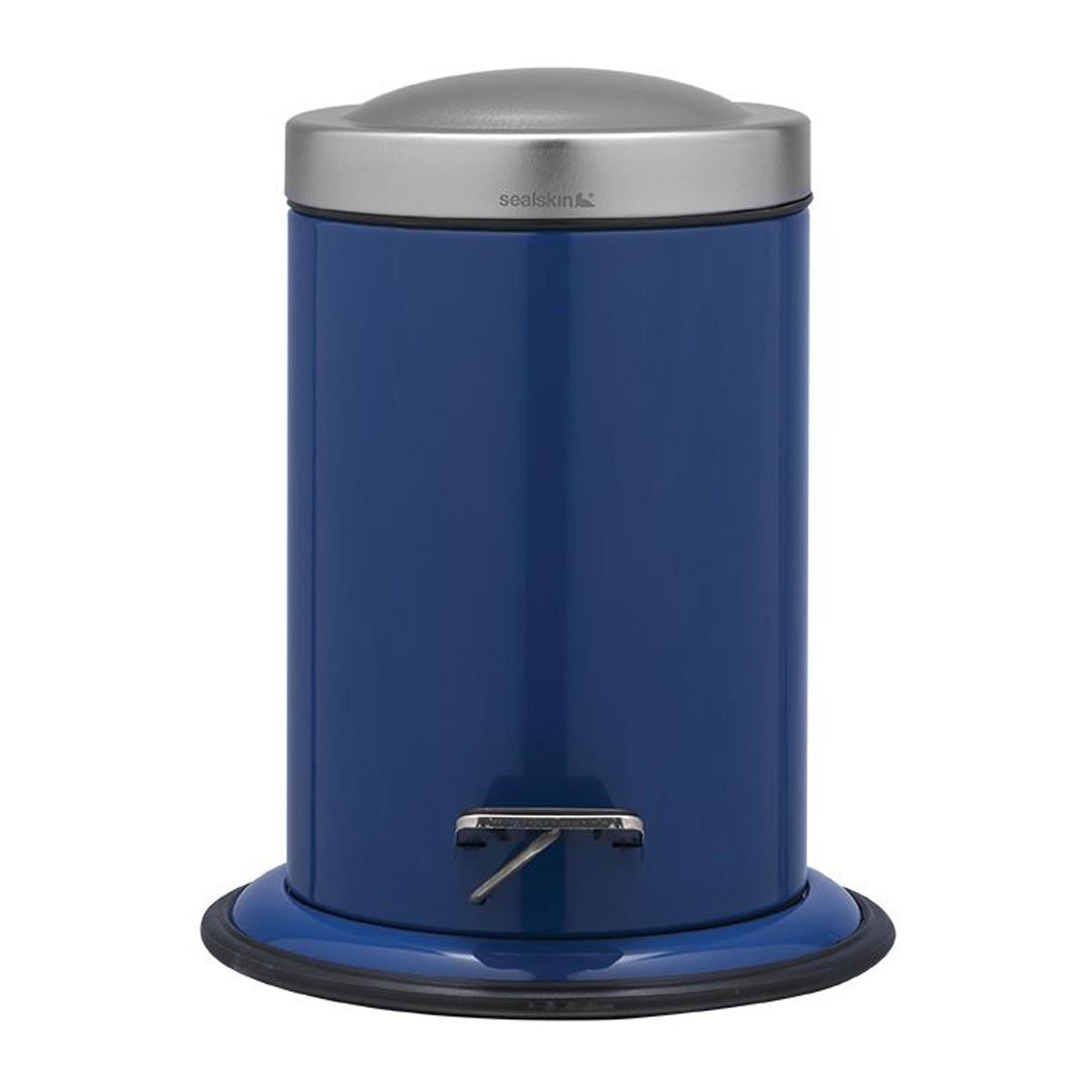 Κάδος Απορριμάτων SealSkin Acero Blue