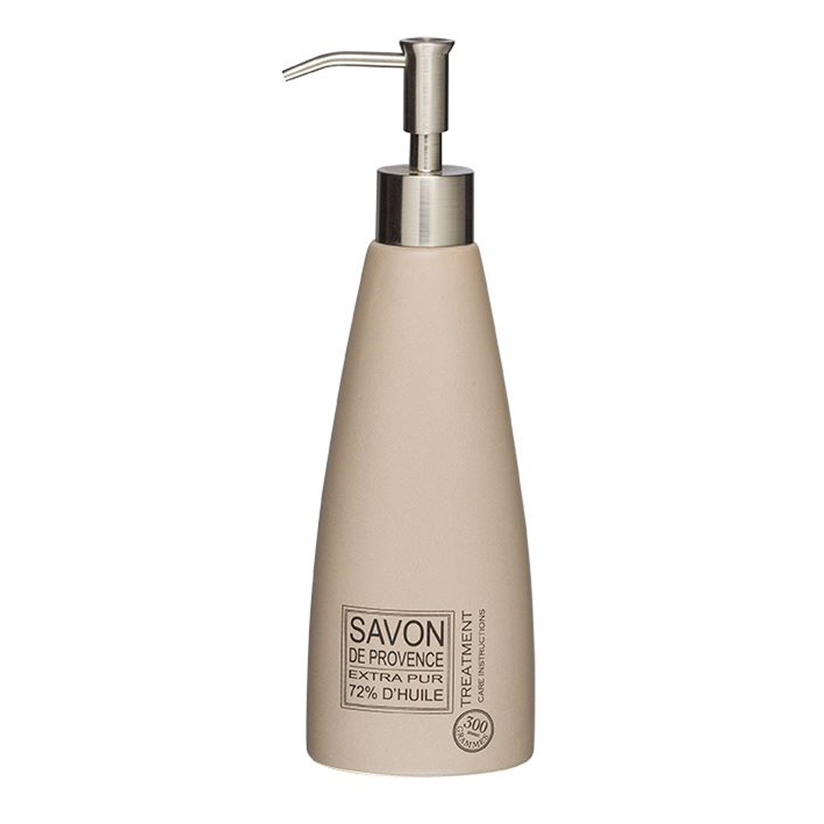 Δοχείο Κρεμοσάπουνου SealSkin Savon De Provence Linen