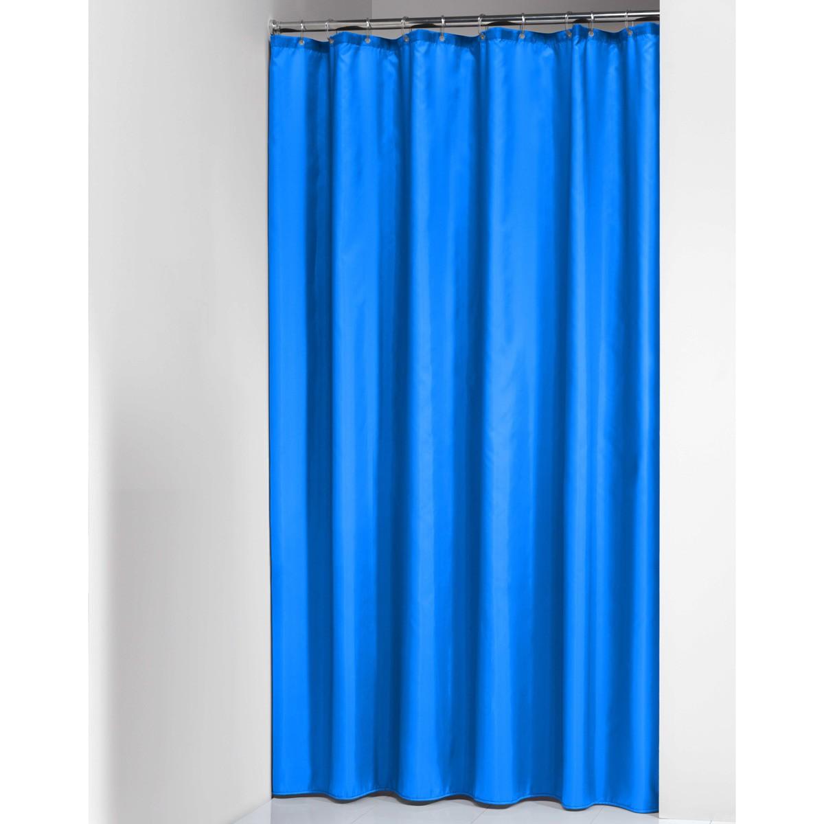 Κουρτίνα Μπάνιου Πλαστική (180×200) SealSkin Opaque Royal Blue