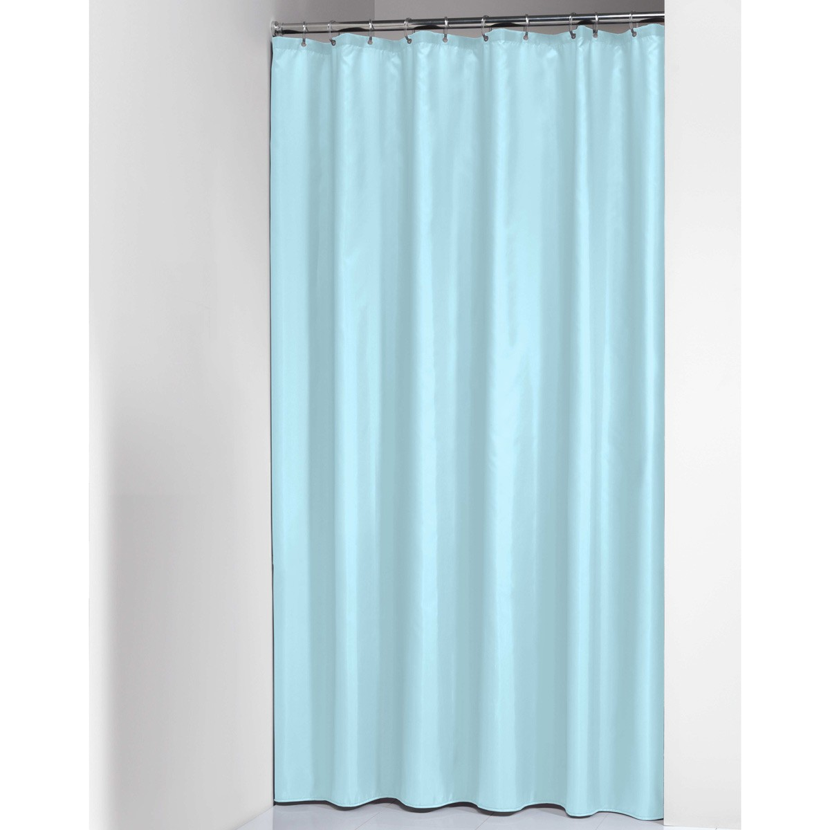 Κουρτίνα Μπάνιου Πλαστική (180×200) SealSkin Opaque Pastel Blue