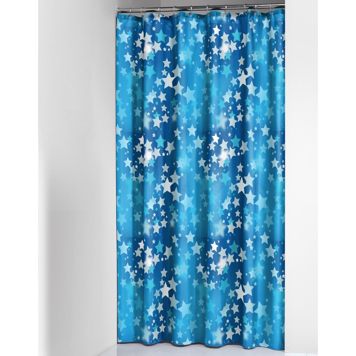 Κουρτίνα Μπάνιου Πλαστική (180x200) SealSkin Starry Sky
