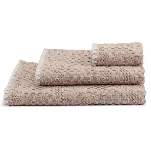 Πετσέτα Σώματος (70x140) SealSkin Porto Sand