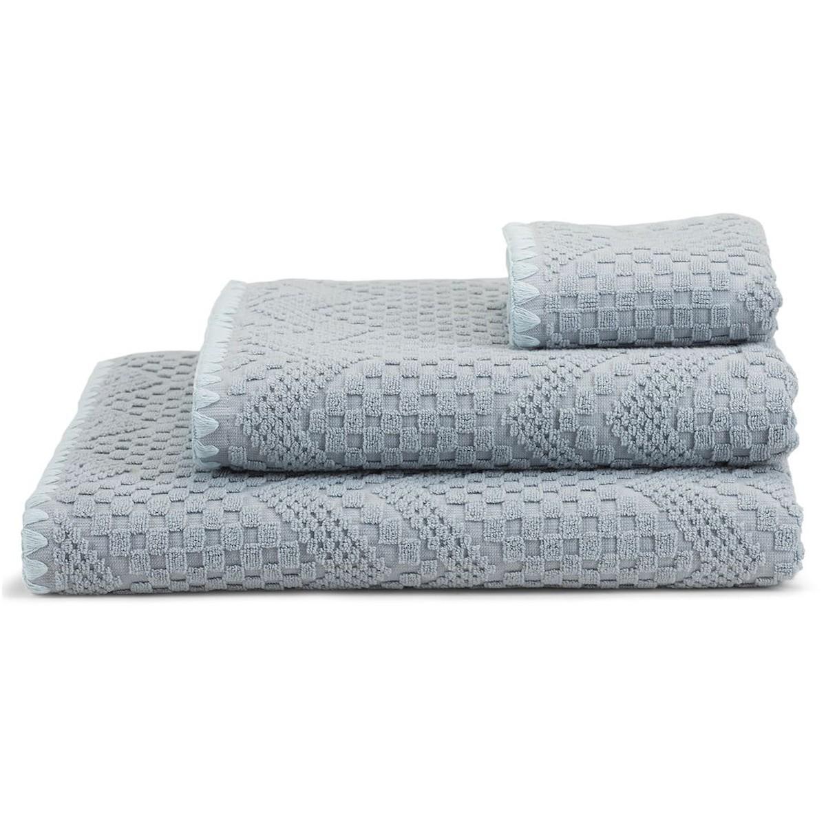 Πετσέτα Προσώπου (60x110) SealSkin Porto Grey