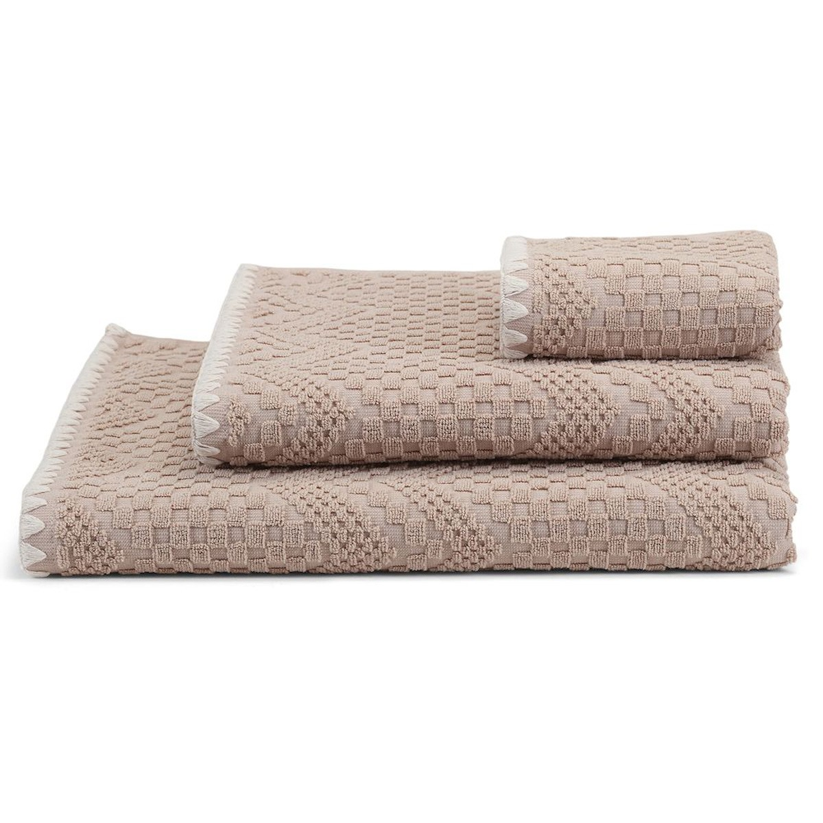 Πετσέτα Προσώπου (60x110) SealSkin Porto Sand