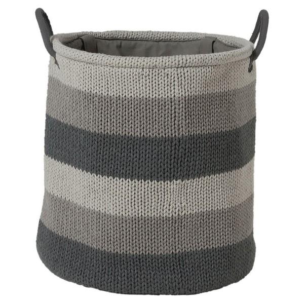 Καλάθι Απλύτων (36x36x38) SealSkin Laundry Bag Knitted