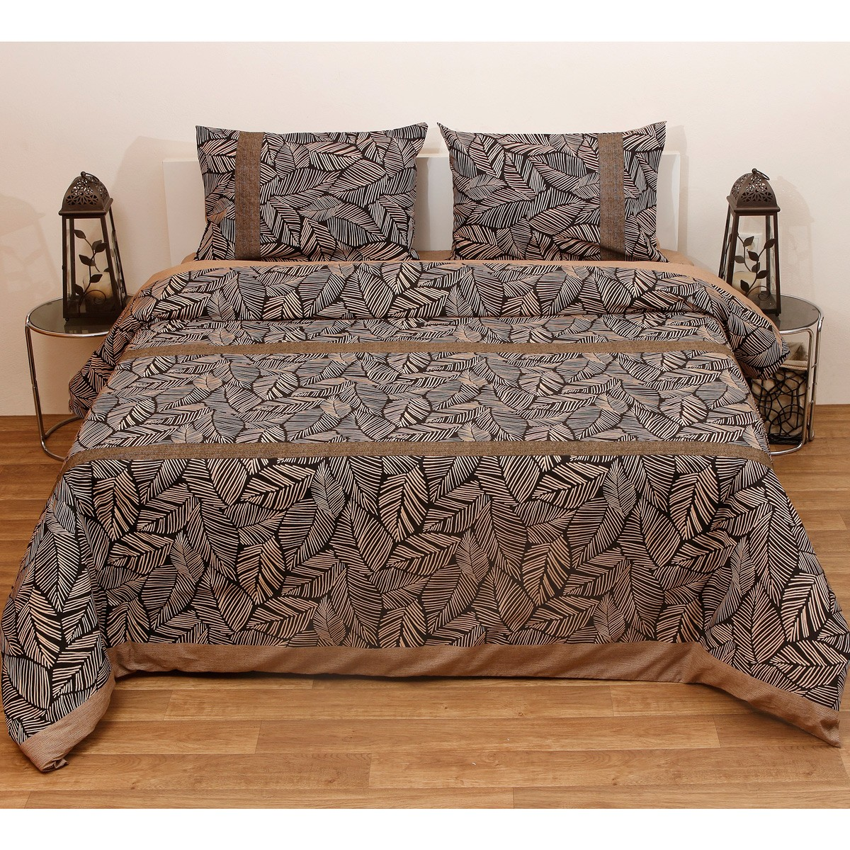 Σεντόνια Ημίδιπλα (Σετ) Viopros Fresh Μέλανι home   κρεβατοκάμαρα   σεντόνια   σεντόνια ημίδιπλα   διπλά