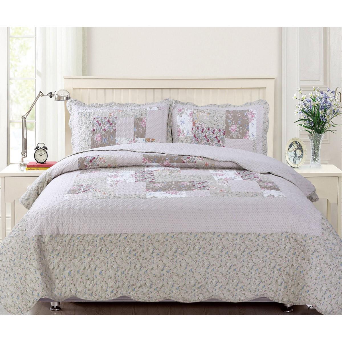 Κουβερλί Μονό (Σετ) Viopros 5210 home   κρεβατοκάμαρα   κουβερλί   κουβερλί μονά