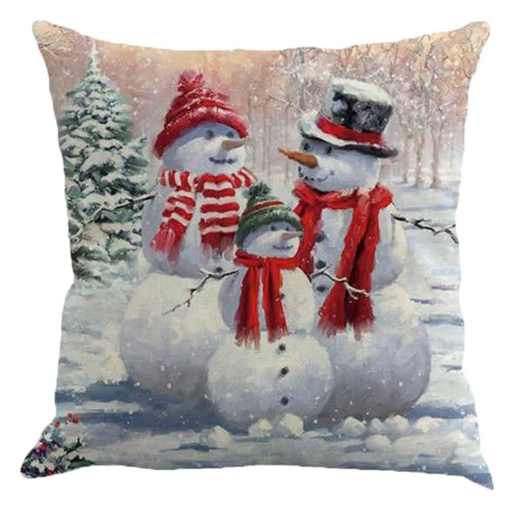 Χριστουγεννιάτικο Μαξιλάρι Viopros Christmas Time 245 home   χριστουγεννιάτικα   χριστουγεννιάτικα μαξιλάρια